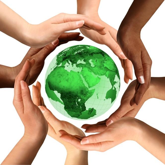 Экологический конкурс моя зеленая планета поделки